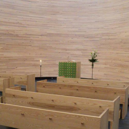 Kaplica Ciszy w Helsinkach, oaza spokoju w środku miasta