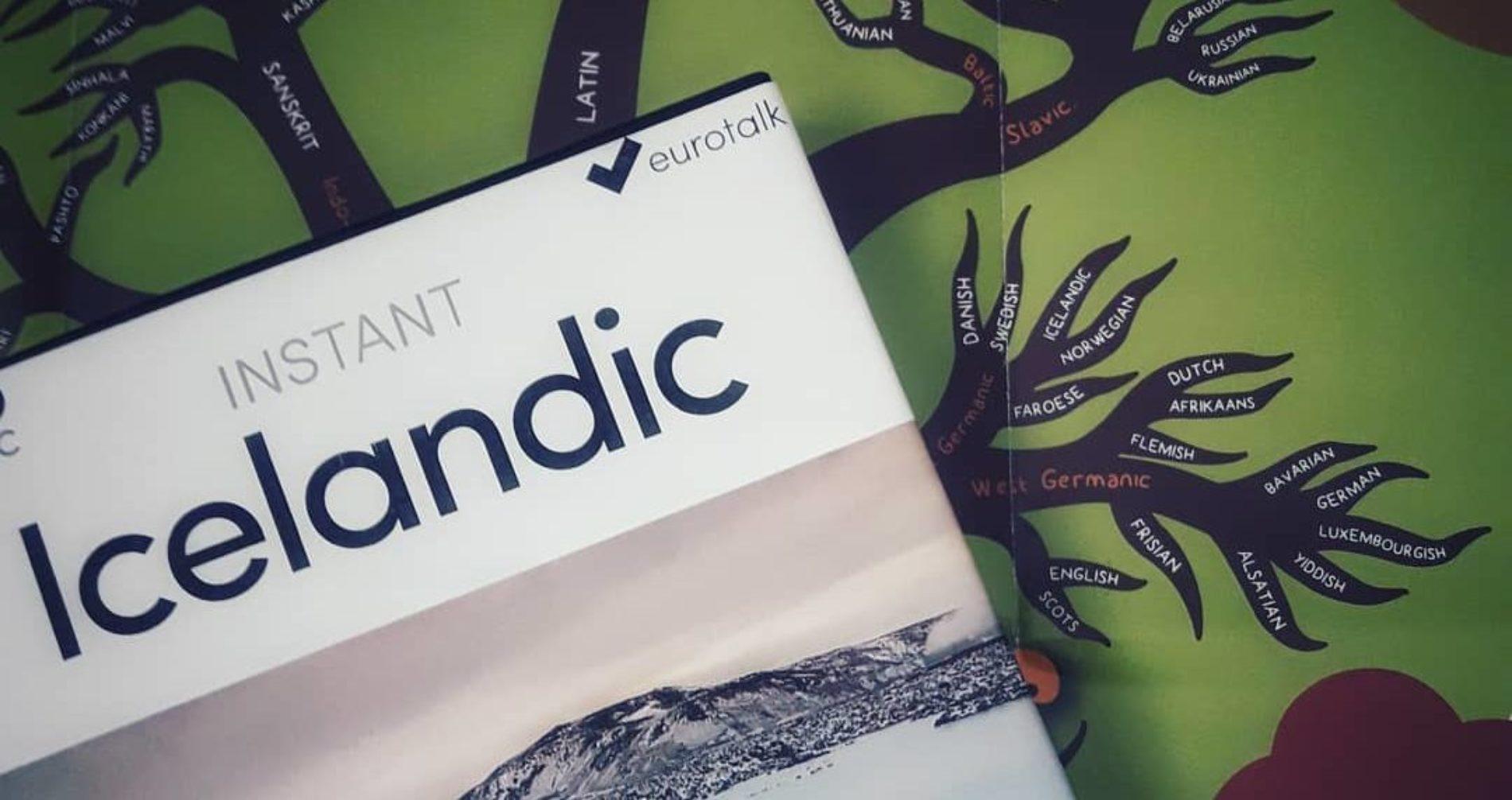 Islandzki – najczystszy język świata?