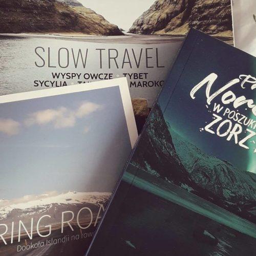 Moja nordycka półka, czyli książki o Skandynawii i nie tylko